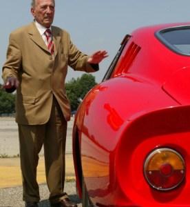 Famed Ferrari Designer Sergio Scaglietti Dead at 91