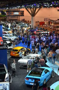 Ford-Booth-2011-SEMA-Show-in-Las-Vegas