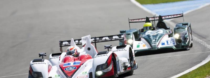 Soft Brakes Keep Zytek-Nissan LMP2 Off the Podium