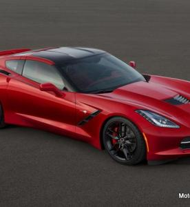 2014 Corvette Stingray Sells For $1.05 Million at Barrett Jackson