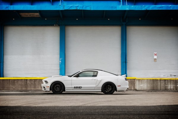2014 Mustang giveaway AmericanMuscle