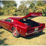 1968 Ford Mustang Mach 1 Concept Car