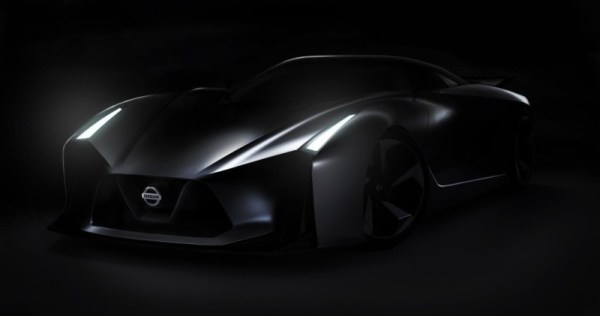 Nissan 2020 Concept Car Gran Turismo 6 Playstation