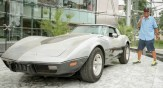 GM Helps Reunite Man with Stolen Corvette after 33 Years