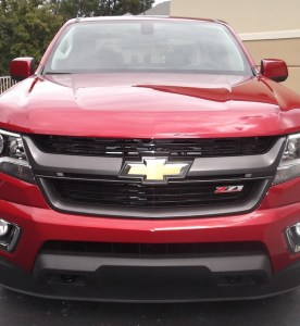 Driven: 2015 Chevrolet Colorado & GMC Canyon