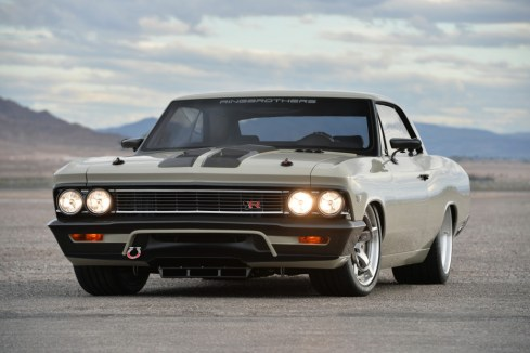 Ringbrothers 1966 Chevelle