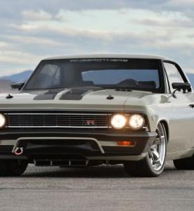 Ringbrothers Built An Insane 980 Horsepower 1966 Chevelle