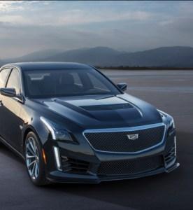 Cadillac Kicks Down The Door With The New 640HP 2016 Cadillac CTS-V