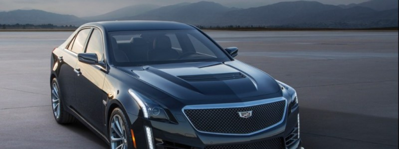 Cadillac Kicks Down The Door With The New 640HP 2016 Cadillac CTS-V