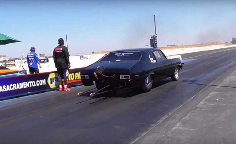 This Turbo Diesel Nova Launches So Hard It Poops Itself A