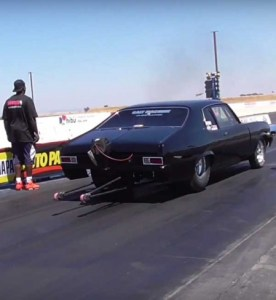 This Turbo Diesel Nova Launches So Hard It Poops Itself A Little
