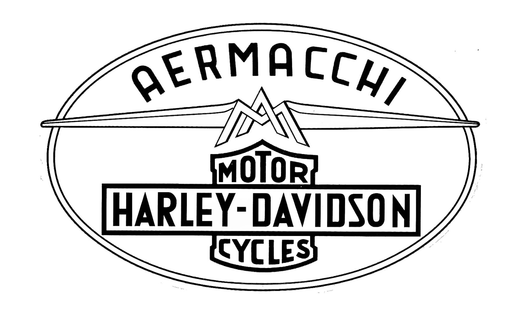 Aermacchi motorcycle logo history and Meaning, bike emblem