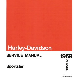 1959-1969 Sportster Service Manual