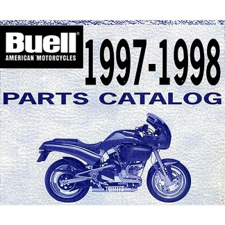 1997-1998 Buell Thunderbolt S3 Models Parts Catalog