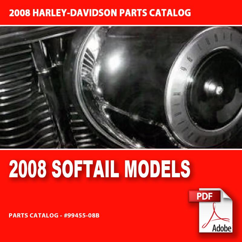 2008 Harley Davidson softail heritage fatboy night train fxsts ...