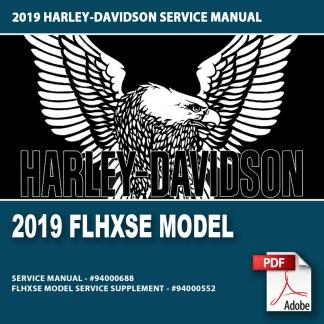 2019 FLHXSE Model Service Manual