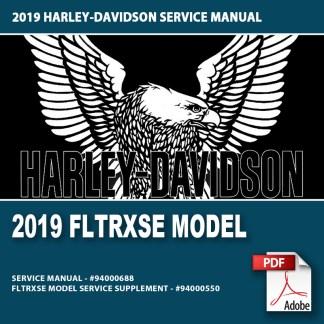 2019 FLTRXSE Model Service Manual