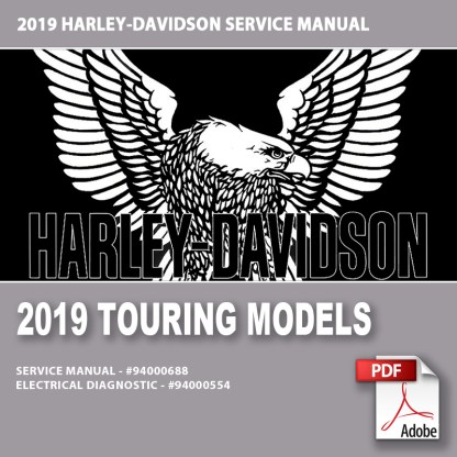2019 Touring Models Service Manual