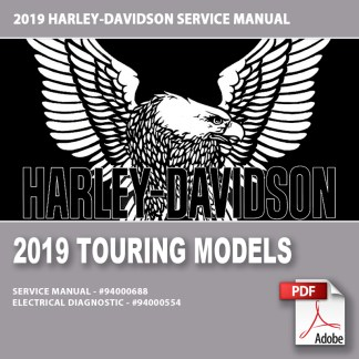 2019 Touring Models Service Manual