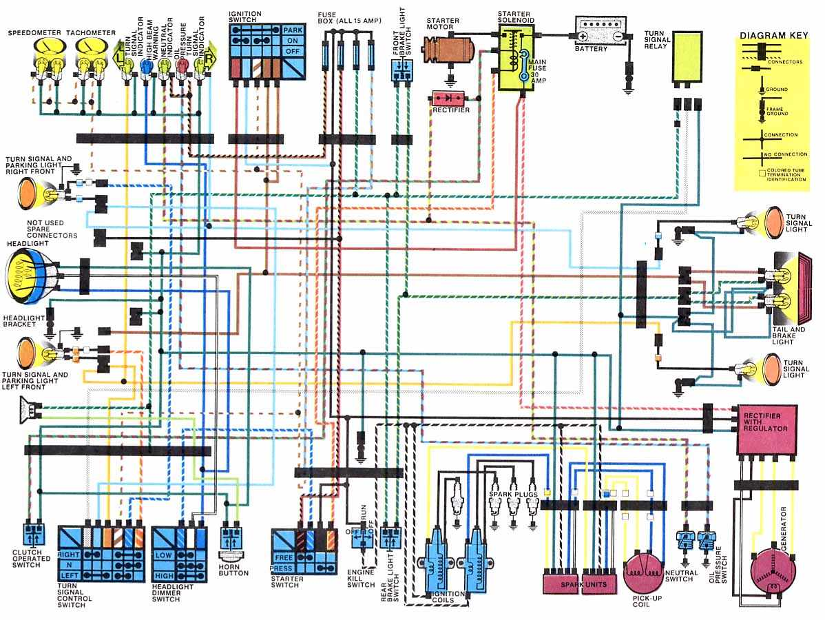 medium resolution of motorcycle electric starter wiring diagram