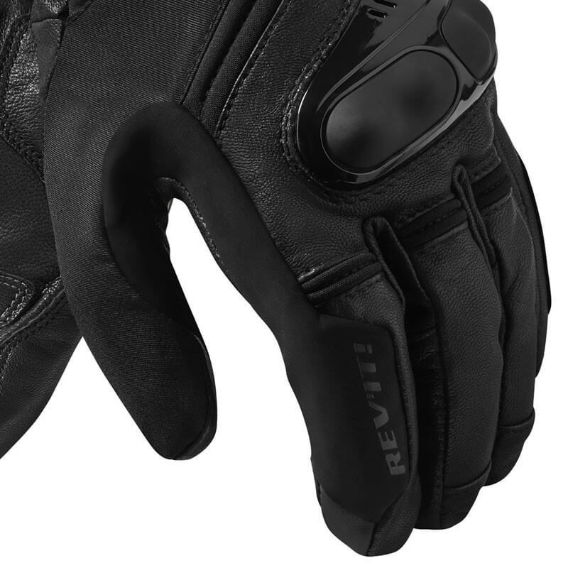 Motorcycle Gloves Leather Revit Sirius