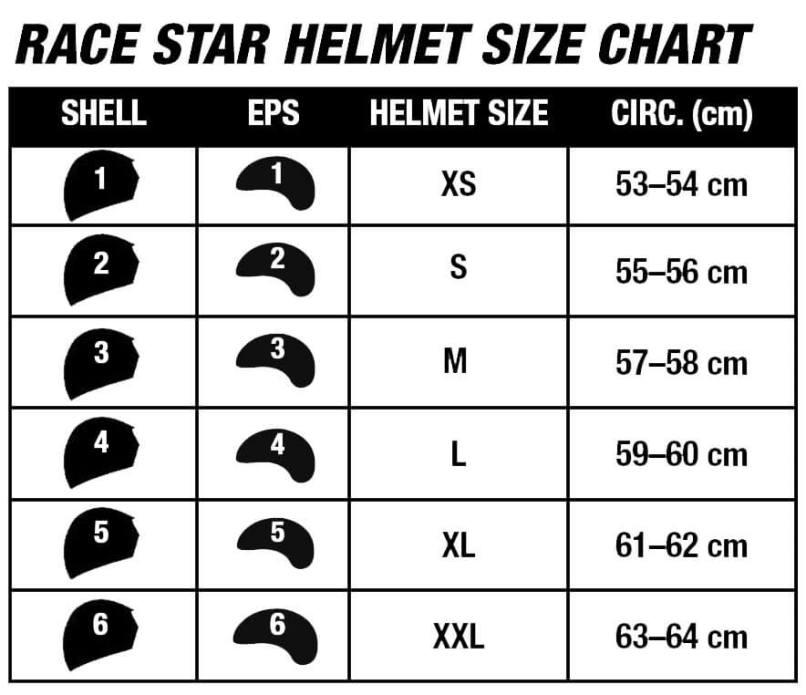 Bell Helmets Race Star Flex Matt Black