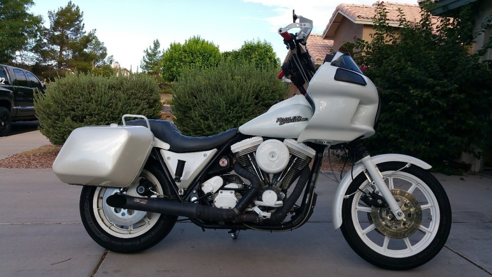 medium resolution of used 1989 harley davidson fxr 2 2 transaction price 11 000 harley fuel gauge 1993 harley davidson fxr wiring diagram