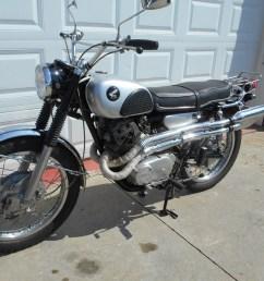 1967 honda cl77 305 scrambler cycle trader used motorcycles price [ 1280 x 960 Pixel ]