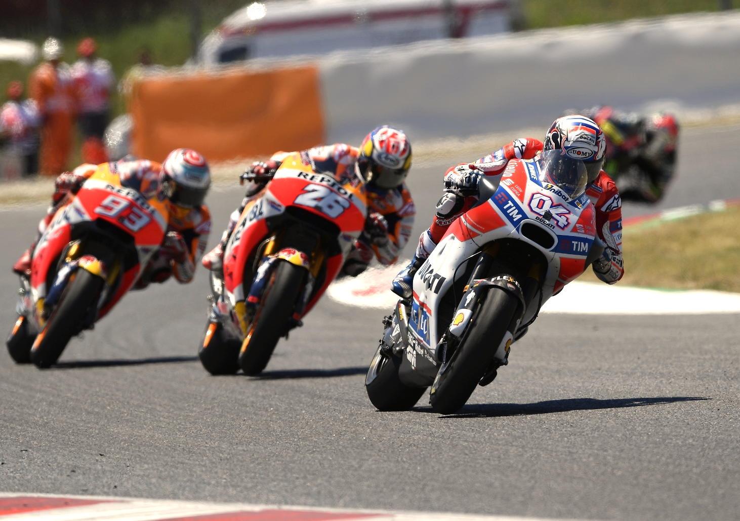 Motogp Motorcycle Racing