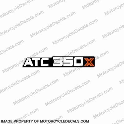 ATC 350X Decals