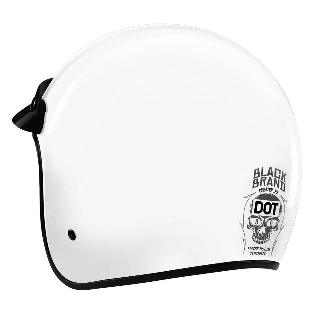 Black Brand® Bb1065  Cheater75 Xlarge Gloss White Open