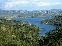 Lake Casitas, CA Rt150
