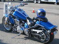 2008 Yamaha Star Raider