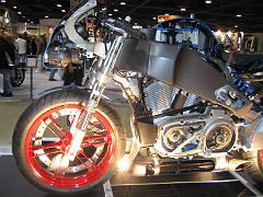 Split Motorcycle