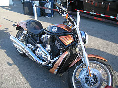 2008 Harley Davidson VRSCAW AV-Rod