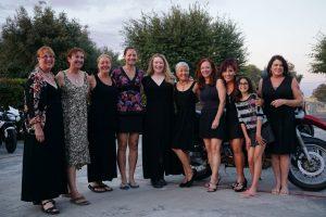 The Ladies of Sierra Rally