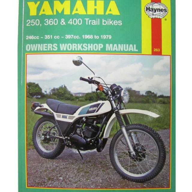 1975 yamaha dt 125 service manual hobbiesxstyle. Black Bedroom Furniture Sets. Home Design Ideas