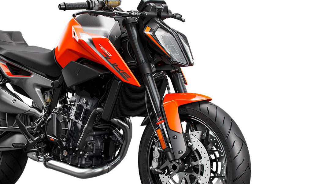 KTM 790 Duke (2018) - Bilder / Fotos › Motorcycles.News - Motorrad Magazin