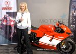 Ducati Desmosedici Vicki Gray on MOTORESS