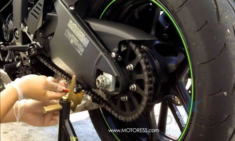 How To Clean And Lube Your Motorcycle