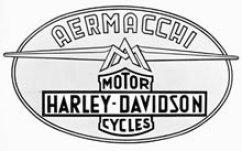Aermacchi and Harley-Davidson on MOTORESS