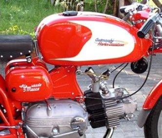 The Aermacchi Motorcycle A Precious History- MOTORESS