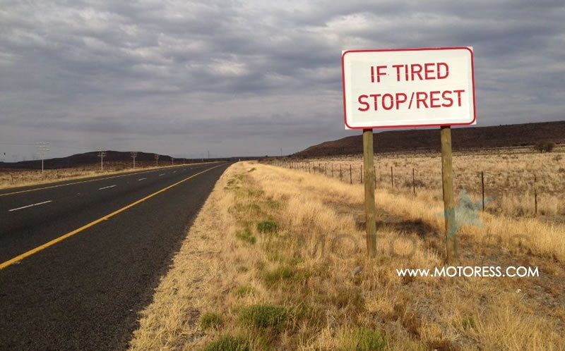 How To Prevent and Overcome Fatigue on Motorcycle Rides - MOTORESS