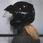 Arai CT-Z Helmet with Built In Sun Shield
