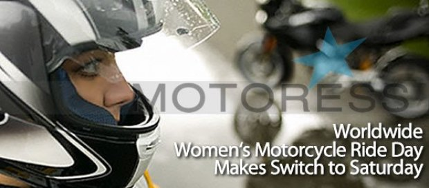 International Female Ride Day Makes Switch to Saturday - MOTORESS