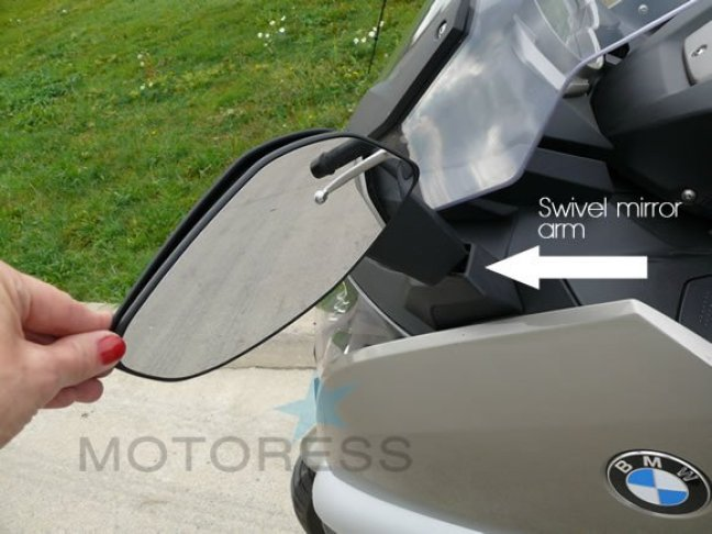 BMW Maxi Scooter C650GT Ride Review