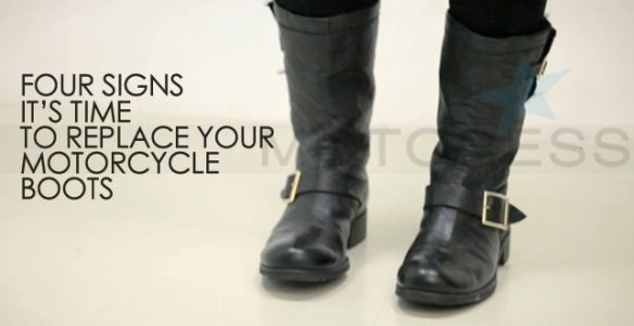 Women and Motorcycles - and boots - MOTORESS