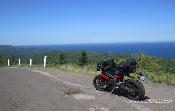 Ride Lake Superior