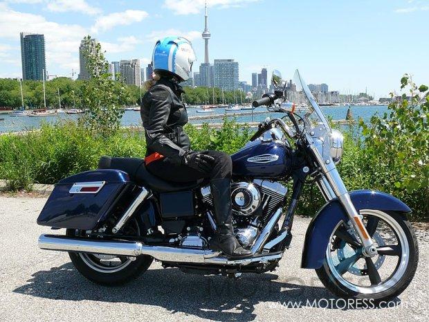 Harley-Davidson Dyna Switchback on MOTORESS