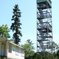 Rangers Fire Tower Look Out